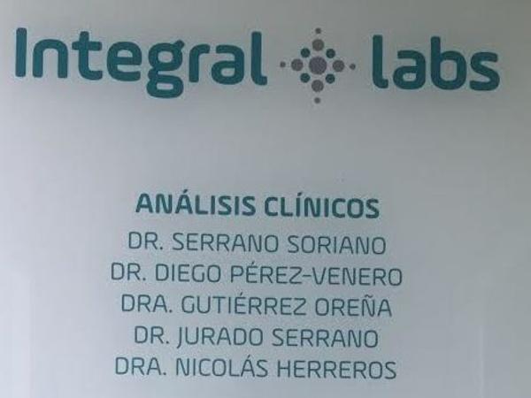 ANÁLISIS DE ORINA: Catálogo de Integral Labs