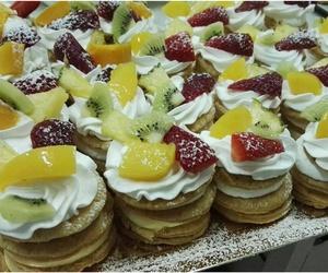 Tartaletas de frutas en Granada