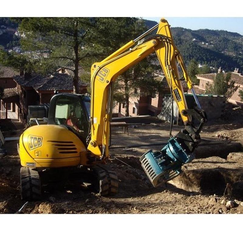 Excavaciones: Servicios de Construcciones y Excavaciones Andrés Vila