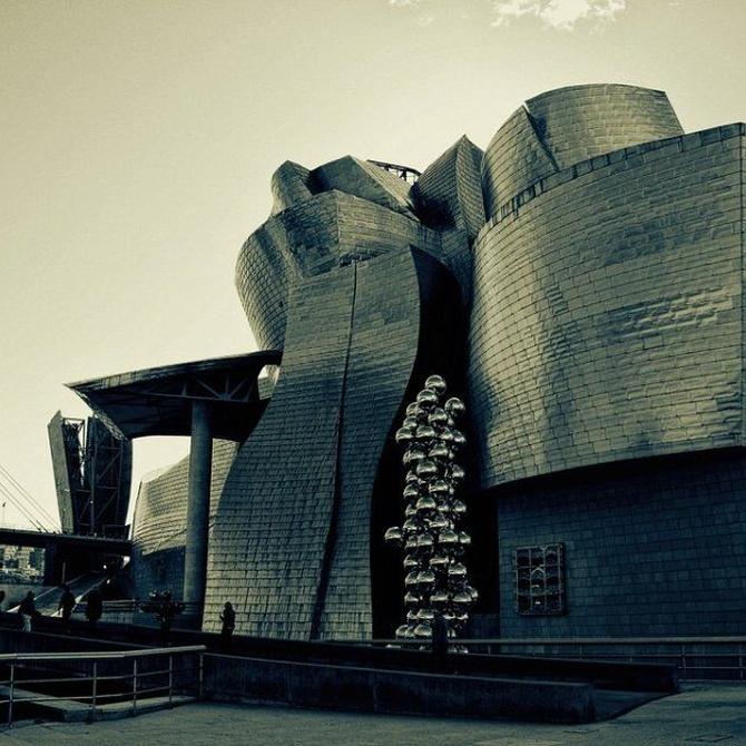 Ruta de museos por Bilbao