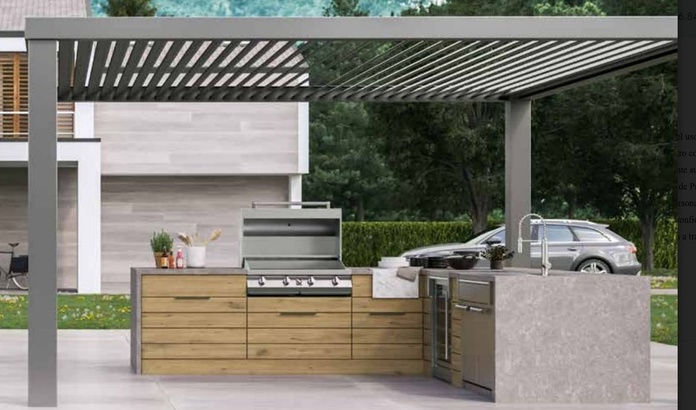 Cocinas para exterior : Productos de Diseño Cocina