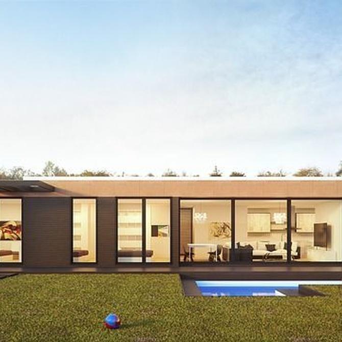 Por qué construir una casa de madera