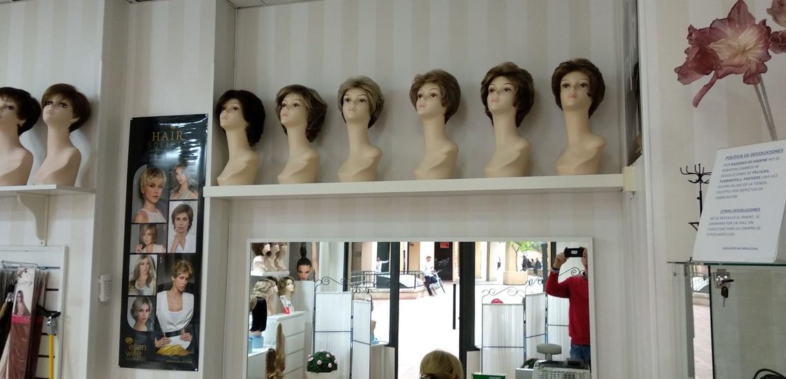 Tienda de peluca en Guadalajara con extensiones