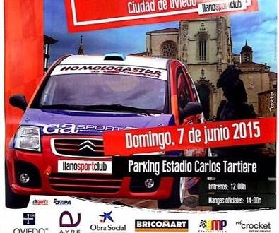 Primer Slalom Avata-Ciudad de Oviedo