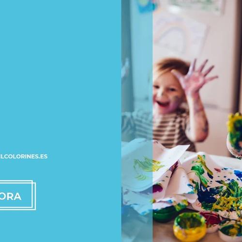Guardería bilingüe en Villaverde, Madrid: Escuela infantil Colorines