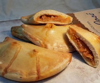 Bizcochitos y bicas: Productos de Panificadora San José