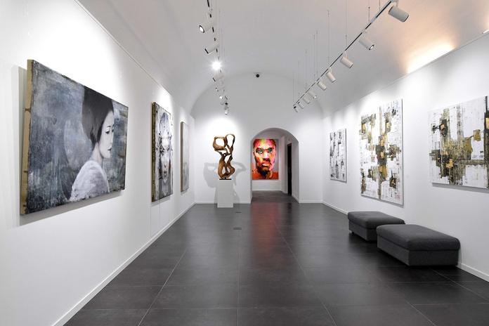 Espacio Villa del Arte | Galería de arte y sala de exposiciones en el gótico de Barcelona | Recepción