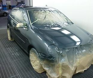 Pintura coche entero 900 €