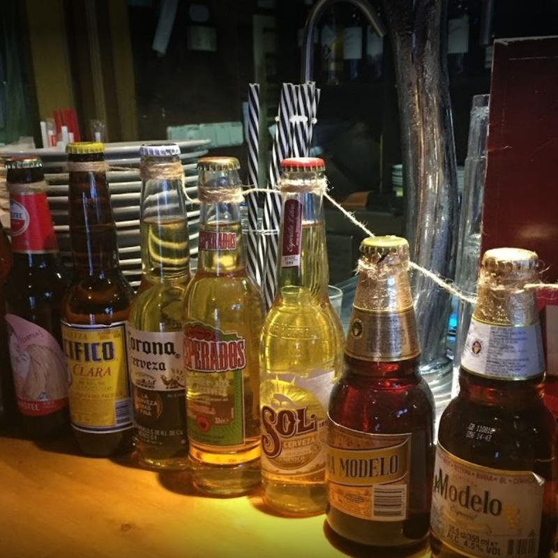 Bebidas: Nuestra Carta de Restaurante Nano el Mexicano