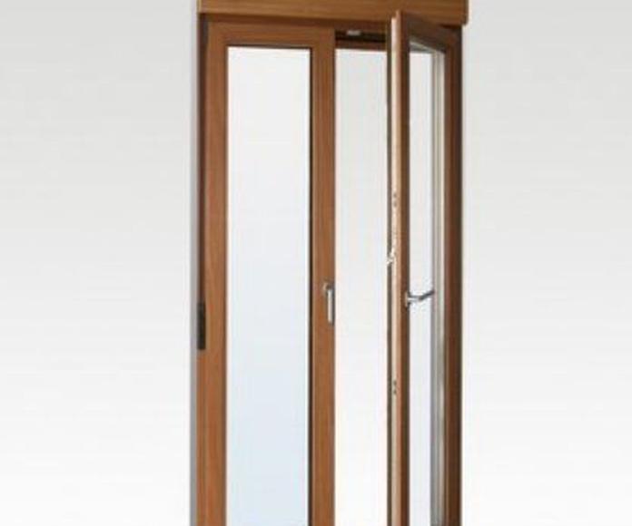 Ventanas PVC: Productos de Puertas & Automatismos de La Cruz