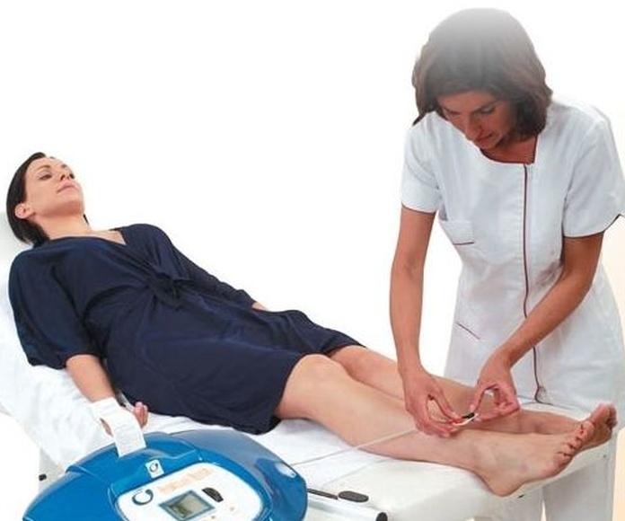 Overtester, proporciona información sobre el metabolismo, grasa, líquidos y musculatura para personalizar el tratamiento.