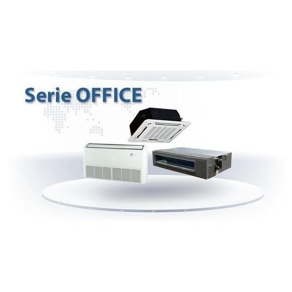 Serrie Office: Aire Acondicionado y Estufas de Clima Confort Castilla