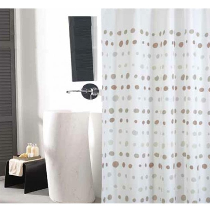 Elegir las cortinas del baño