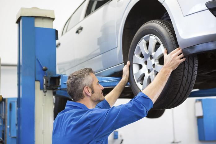 Neumáticos: Servicios de Talleres FGG
