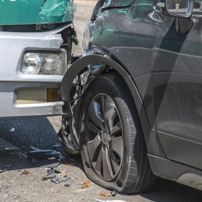 ¿Abogado del seguro o particular en caso de accidente de tráfico?