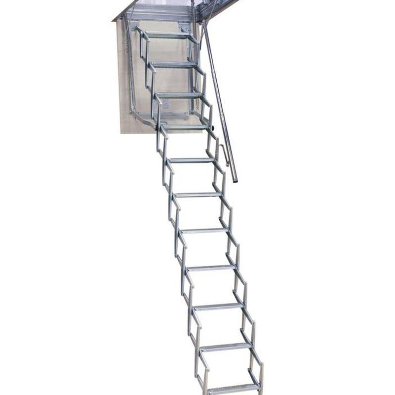 Escalera Flexa para techo