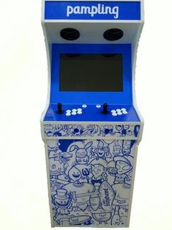 Recreativa Arcade PAMPLING