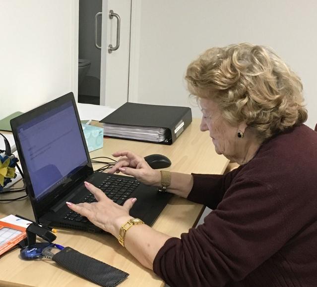 Talleres de memória: Servicios de Avi Jeis Centro de dia para personas mayores