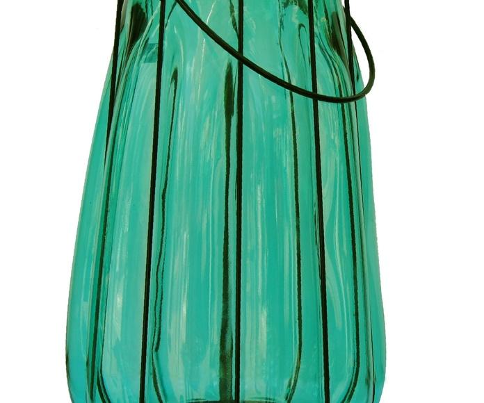 Jarrón Bouquet verde alto : Catálogo de Casa Nativa
