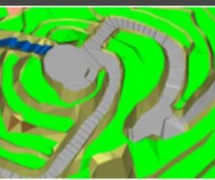 Modelos Digitales del Terreno (MDT 3D)