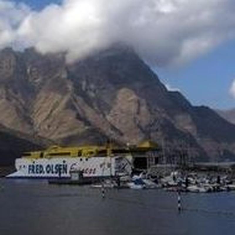 Destino ~ Destination: Puerto de Las Nieves / Port Agaete / Agaete: Precios - Servicios y Reservas de Reservas Taxis Las Palmas de Gran Canaria, Puertos y Aeropuerto. Bookings of Transfers by Gran Canaria