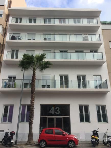 21 Viviendas en Avenida San Severiano