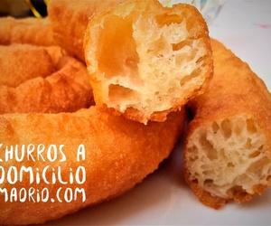 Te hacemos los churros y porras en tu casa en Madrid