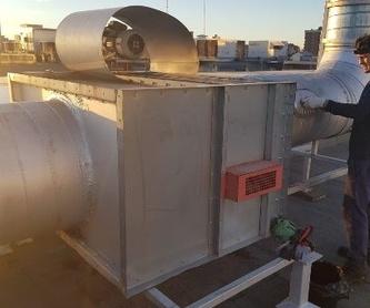 Limpiezas de sistemas de ventilación: Historia y Servicios de Innovaex