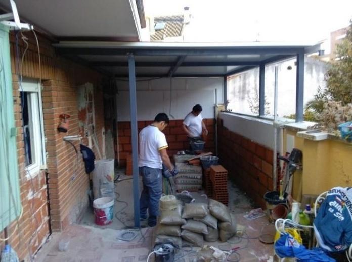 Albañilería: Trabajos de Multiasistencia Huete