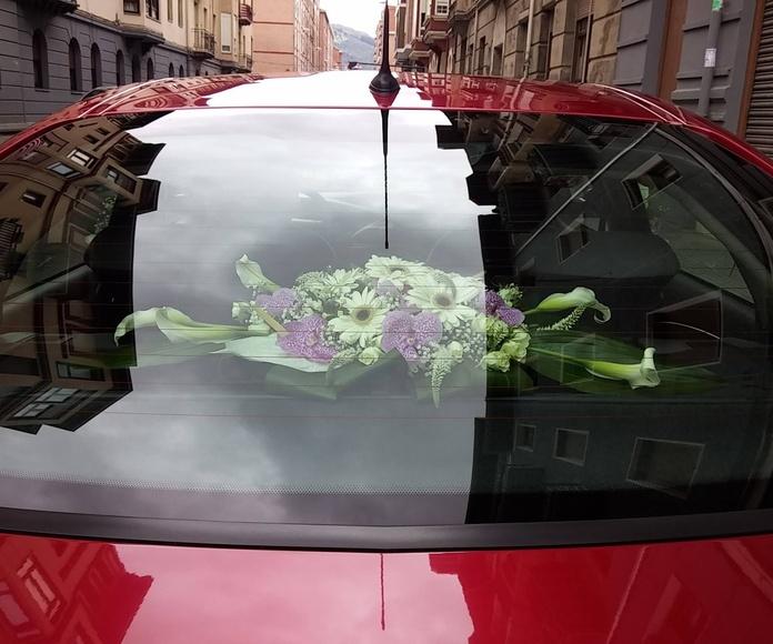 Decoraciones florales: Floristería de Floristería Imabel