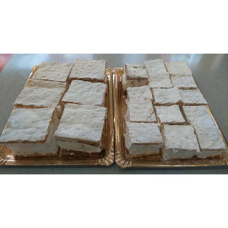 Nuestros dulces: Productos y Servicios de Pastelería Santy