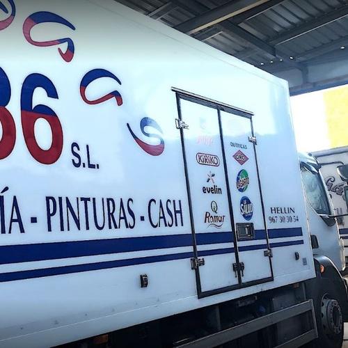Distribuidores de droguería en Albacete