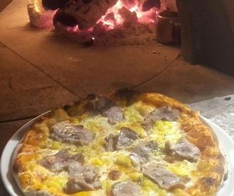 Pasta fresca - Pasta rellena: Carta de Il Sogno Torremolinos
