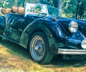 Alquiler de coche descapotable para boda sin conductor