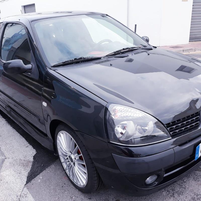 Renault Clio II (Vendido): Vehículos de ocasión de Automoció Centre