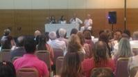 Conferencia 'Presente y futuro de Biodanza'.