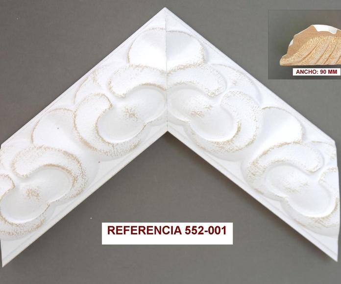 REF 552-011: Muestrario de Moldusevilla