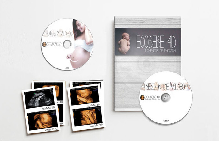 sesión 5D Premium: Productos y servicios de Ecobebé 5D