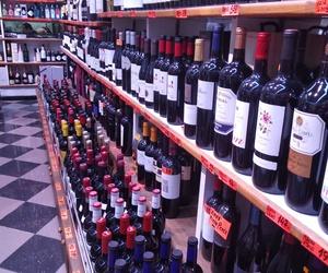 Vinos y licores en Bilbao