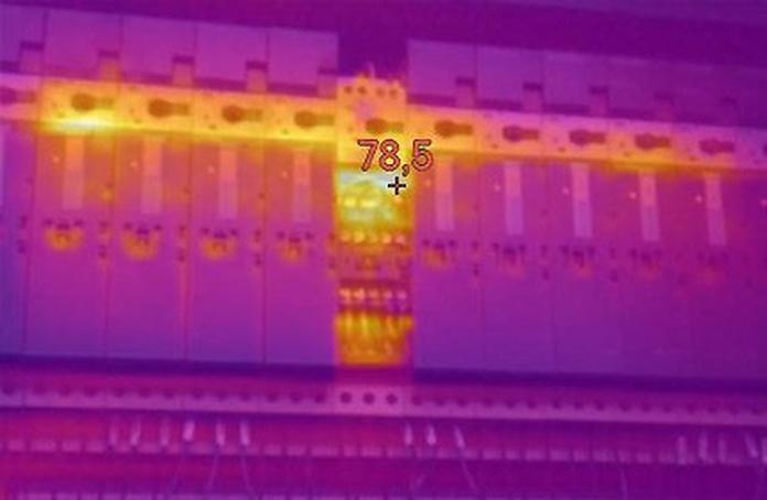 Estudios termográficos: Servicios de Zizurkil
