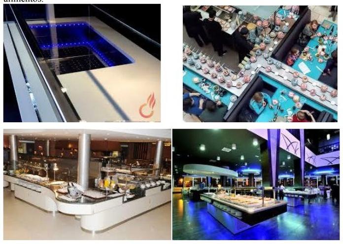 Buffets y show cookings: Servicios de Balearfresh, tienda de maquinaria