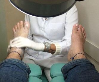 Podología: Tratamientos de Clínica Podológica Raquel Samperio