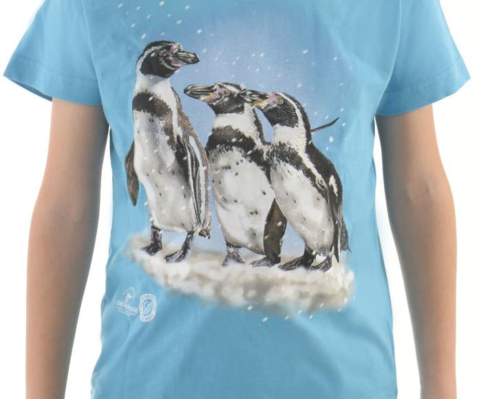 Camiseta Niñ@ 3 pingüinos / 3 Penguins Child´s T-Shirt: Productos de BELLA TRADICION