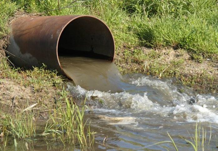 Recogida de aguas residuales