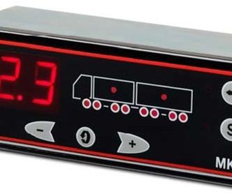 5. Tacografo analógico 1324: Catálogo de Auto-Electricidad Maracena