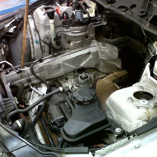 Reparaciones de motores
