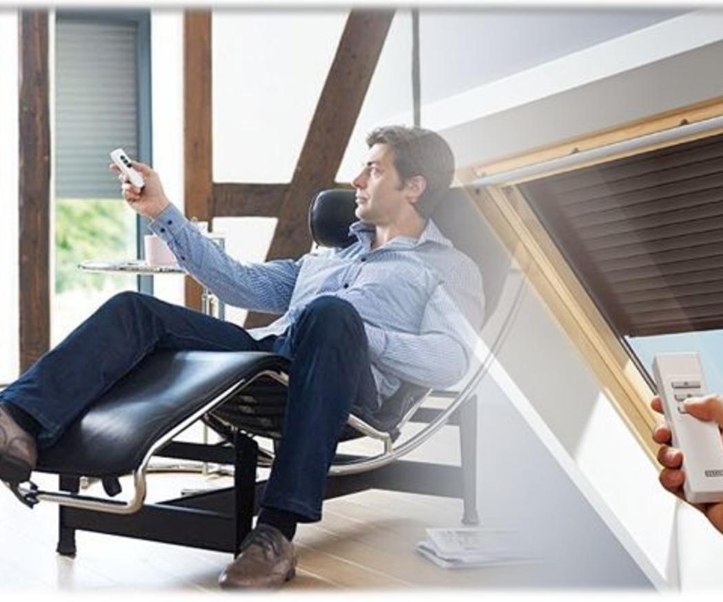 ¿Te imaginas la satisfacción de que seas capaz de subir o bajar tus persianas presionando un botón?