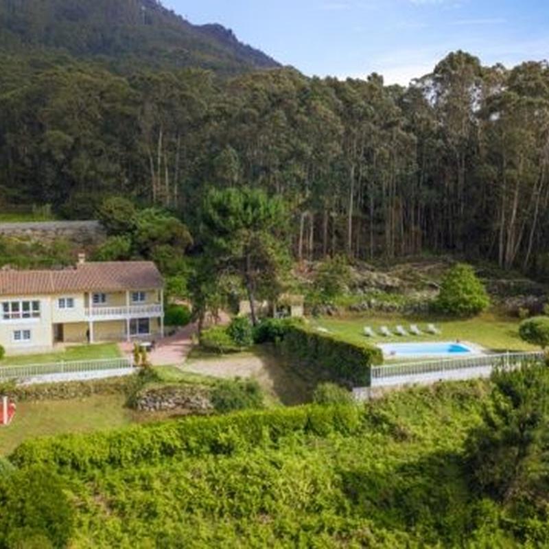 Villa Caridad Oia: Inmuebles de Holidays High-Class