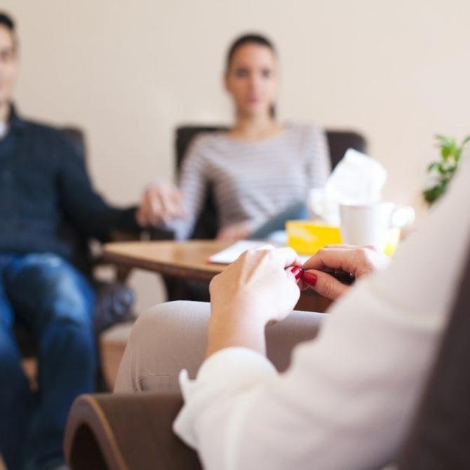 ¿Cuándo ir a terapia de parejas?