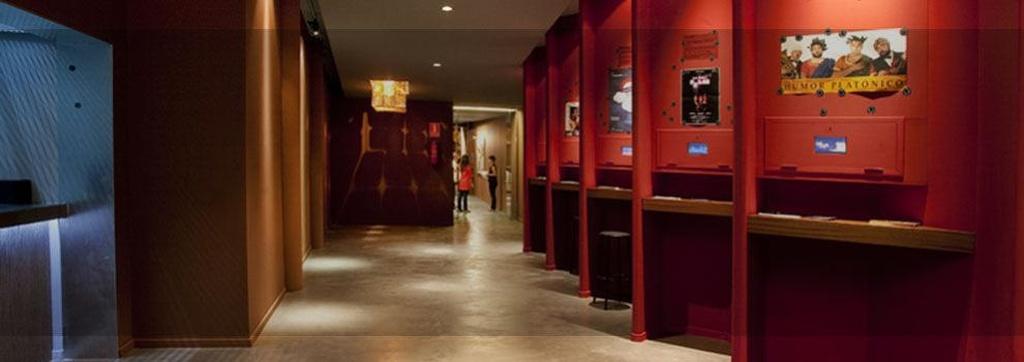 Teatros en Sevilla | Sala Cero Teatro